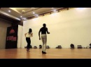 Mouaze Konate Workshop cha cha - boogalo