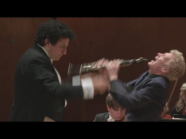 COPLAND'S Clarinet Concerto - Fröst / Altinoglu