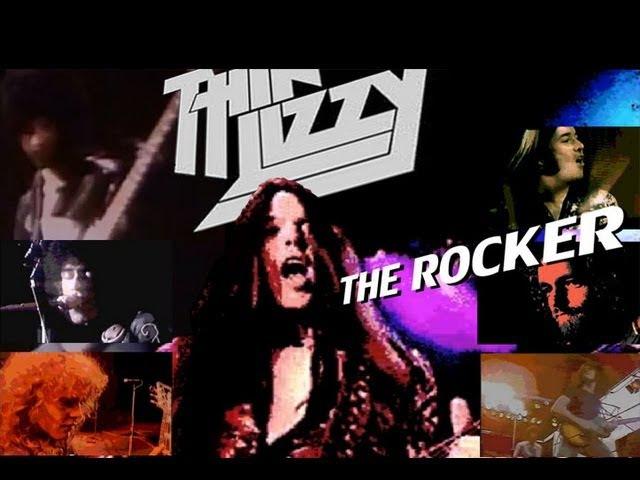 Thin Lizzy -'The Rocker'