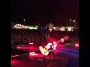 """The Band Ghost on Instagram: """"A message from the Clergy: a little clip from tonight's show at Sweden Rock."""""""