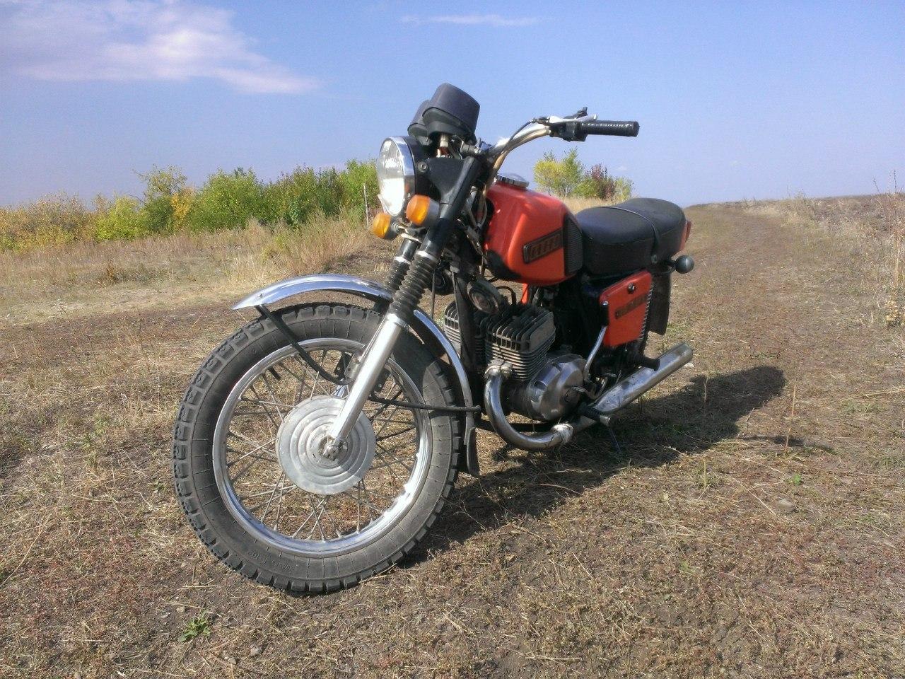 В пригороде Таганрога сельчанин угнал соседский мотоцикл