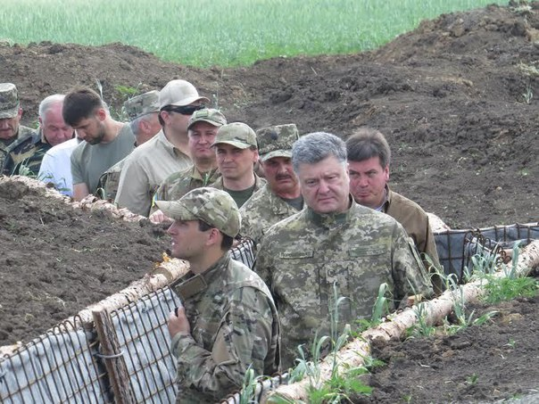 """Мы не верим в так называемую демилитаризацию Широкино, - """"Азов"""" - Цензор.НЕТ 844"""