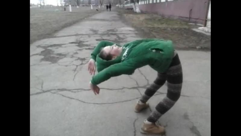 гимнастка от бога)