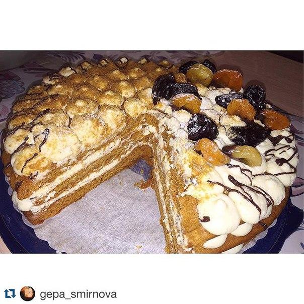 торт северный
