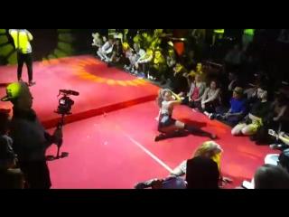 Veronika Ninja-Zorra (win) Vs Alena Bonchinche - Vogue Femme ( Baltic Session 2015)