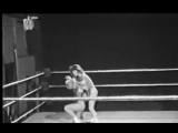 Pro female wrestling match