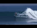 Brad Domke Surfing XXL Waves on a Skimboard