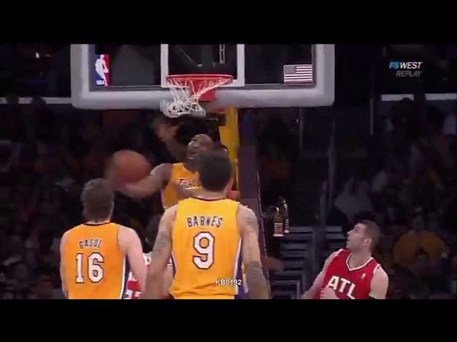 Kobe Bryant | Footwork [ HD ]