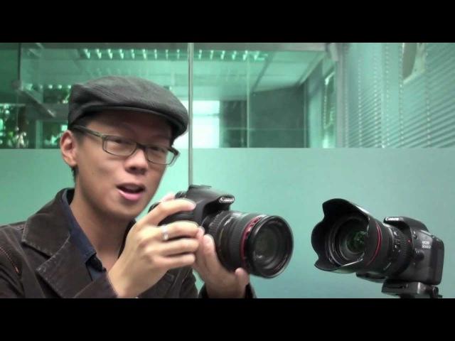 Canon 60D против Canon 550D и Canon 7D [DigitalRevTV]