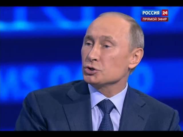 Путин о Сталине, репрессиях, Навальном и НКО (ответ А.А.Венедиктову)