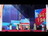 Надежда Бабкина. Концерт Дня Победы в Петербурге.