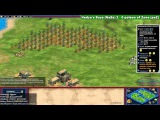 Age of Empires 2 WiC NaBs vs poZ