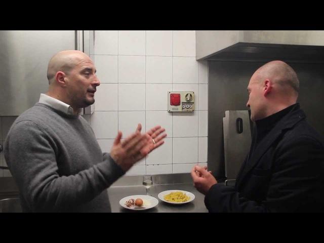 Карбонара своими руками Рецепт как приготовить Карбонару в домашних условиях Итальянская кухня