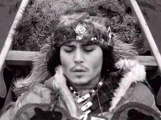 Neil Young Johnny Depp (Dead Man) - Original Soundtrack Long Version