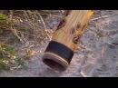Мистические звуки диджериду-Didjeridoo инструмент австралийских аборигенов.