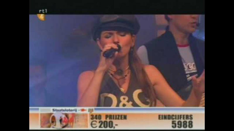 Shania Twain - Man I Feel Like A Woman Dutch National Lotery 2003