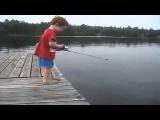 Как надо ловить рыбу