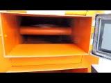 Обзор твердотопливных котлов Сан серии Эко мощностью 10квт