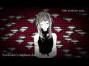 【apolP feat. GUMI】 Teratoma 【Original Song PV】 русские субтитры