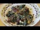 Блюдо из листьев свеклы рецепт! Простые рецепты блюд! Кулинарные рецепты на каждый день!
