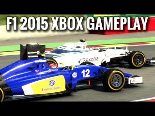 F1 2015 Xbox One Gameplay: 6 F1 2015 Things Formula 1 Fans Will Love