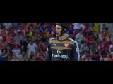 Petr Čechs Arsenal Debut vs Everton - 18/07/15 [720p50 HD]