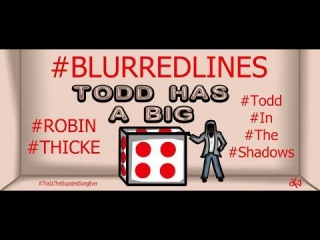 67 Todd In The Shadows - Robin Thicke ft. Pharrell T.I.: