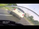 Fiat 500X Abarth: primo video spia!