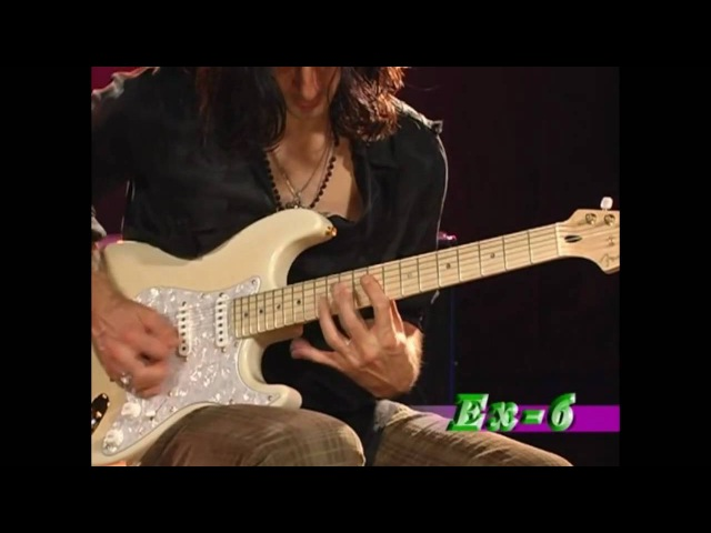 Richie Kotzen Guitar Licks/lesson - Part 2