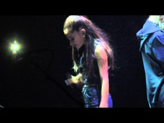 Ariana Grande and Cashmere Cat- Adore (live). ������ sunshine ariana.