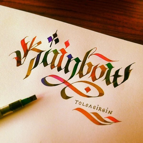 The art of calligraphy on pinterest