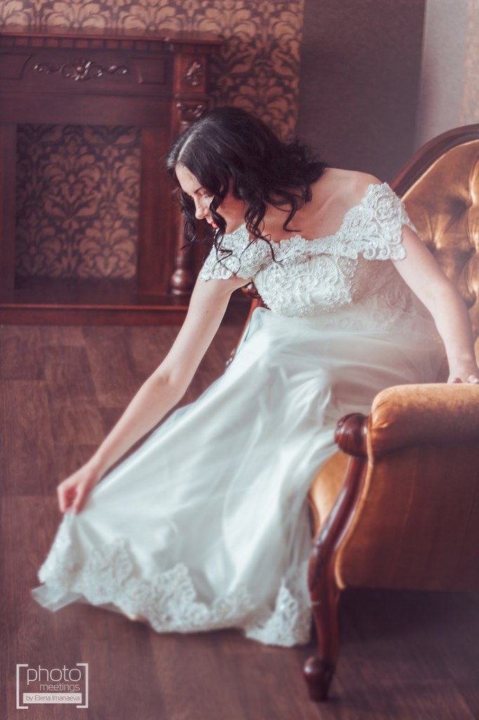 Невеста Екатерина Степанова