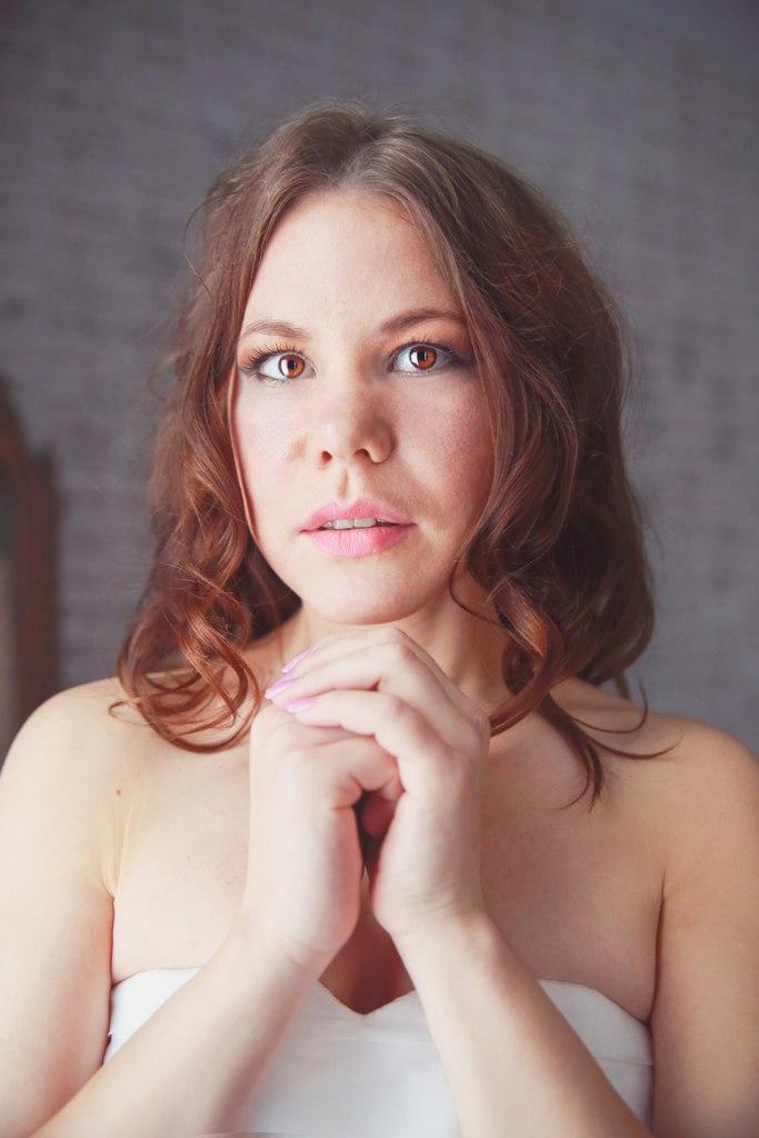 Невеста Анастасия Кошкина
