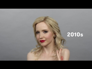 100 Years of Beauty in 1 Minute - Episode 8 Russia (Anya)