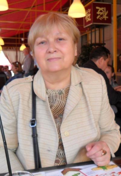 Галина Бурлакова
