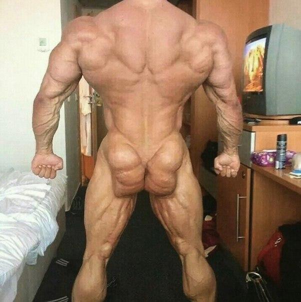 Кованая мужская жопа