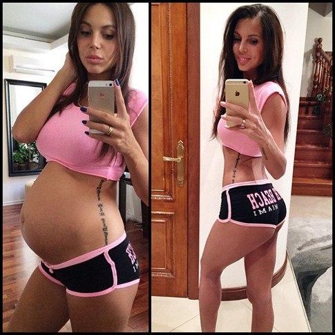 Беременность после родов через 6 месяцев