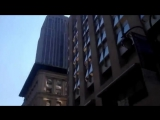 50 cent new Lamborghini aventador and stopping traffic in New York City by Empire state Building/50 цент новый Lamborghini Avent