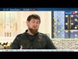Рамзан Кадыров об ИГИЛ в интервью России 24