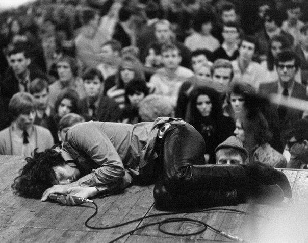 [Франкфурт, 1968 год.]