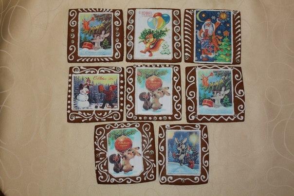 Производство съедобных открыток 11