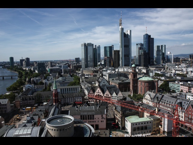 Германия: Франкфурт-на-Майне / Germany: Frankfurt am Main