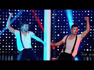 Танцы: Ильшат и Виталий Савченко (Сергей Бабкин и K.P.S.S. - Где я?) (выпуск 19)