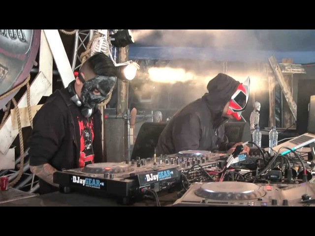 HKV vs BONEHEAD @ DOMINATOR 2013 [HKV Stage]