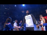 All-Star Practice East Players Introduction February 14, 2015 NBA All-Star Weekend 2015