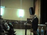 Михаил Щетинин, лекция - речь сына России