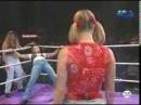 Женская Лига Рестлинга / 1 / 2000.10.14