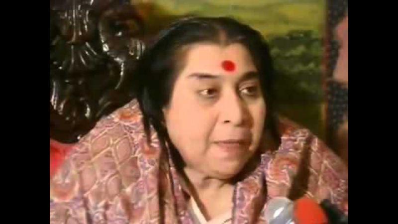 Беседа Шри Матаджи с йогами 6.05.1987 г. 1 Часть