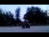 Honda Dio AF-18 Stunt видео можно не смотреть главное слушать оператора ))