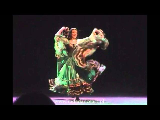 Gypsy dance- RADA Radosława Bogusławska Briczka Danceoffnia Session 2013